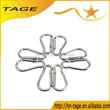 Stainless Steel DIN5299 Form C Spring Snap Hook