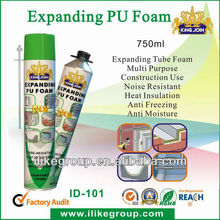 Expansion Joint urethane Foam Filler (ROHS CERTIFICATE)