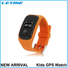 2015 smart watch factory wholesale SOS smart watch positioning GPS watch for ios and Android application