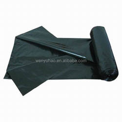 Plastic Roll to manufacture Garbage Bag
