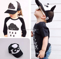 TF-04150808014 2015 hot sell parents-child hat for parents's baseball ear cap
