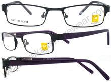 Acetate Temple metal optical frames