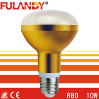 R39 R50 LED light R63 R80 high lumen per watt led gu10 led 2700k dimmable