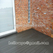 Outdoor home living composite wood flooring