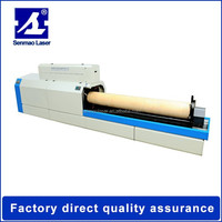 Cheapest Numerical Control CO2 China rotary die board plywood cutting machines