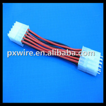 De tono 4.2mm doble fila 24 pin de automoción del mazo de cables de los fabricantes