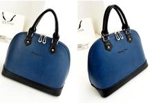 Customed Polyester female leather women bags