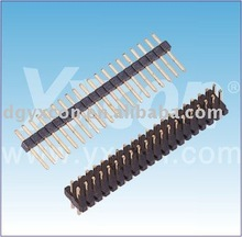 1.0mm Pitch Single Row Pin Header Connector