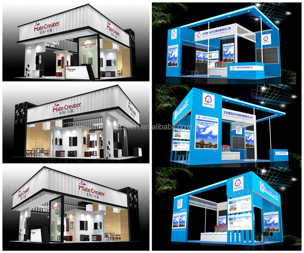 Exhibition Stand Activity Ideas : New portable trade show exhibition booth design