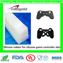 Silicone rubber for silicone game controller skin, silicone case.