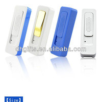 innovative high quality plastic 16GB atom lighter