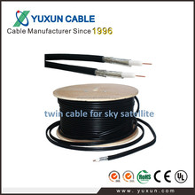 UK WF65 Twin Cable Shotgun for TV Aerial & Satellite Cable