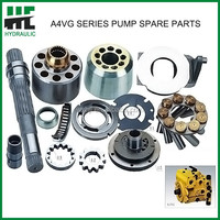A4VG series Rexroth replacement hydraulic piston pump parts