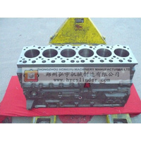 6D95 Cylinder Block for kom'atsu diesel engine