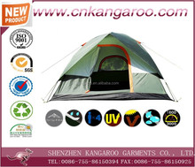 Casual outdoor camping tent Or bivvy for 3 persons Tourist tents
