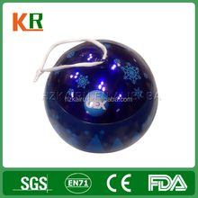 Manufacture Printing Gift Metal Candy Christmas Ball