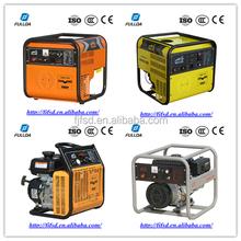 Venda quente portátil PMG com motor de máquina de solda com ímã permanente gerador de solda e brushless uso duplo