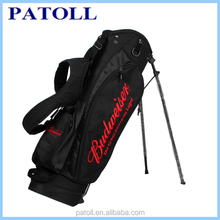 New product china supplier fashionable custom brand clubmaxx golf bags