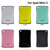 Heavy Duty Anti Shock Bumper Protective Back Cover iface case for ipad mini 2