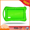 RENJIA kids 7 inch tablet case with handle 7 tablet silicon case cover high quality tablet cases and covers