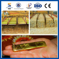 Diamond Gold Washing Plant/Gold Extraction Equipment /Gold Mining For Sale From SINOLINKING