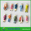 HO Figure Train Toy Miniture 1:87 scale Standing Passenger Action Figures