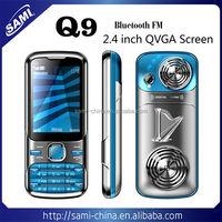 Q9 dual sim TV manual hot selling mobile phone