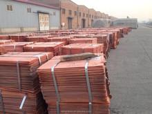 Copper Cathode 99.99% grade A cxl 38