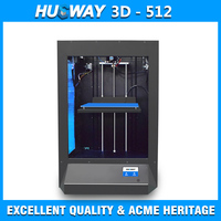 Hueway-512 3D printer for personal artwork design/ for DIY/for personal collection