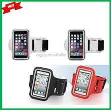 Hot sell cell phone case, for iphone sports mobile phone armband case,waterproof case, case for iphone 6