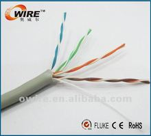 24 awg cat 5e lan cable 4pr cat5e communication cable