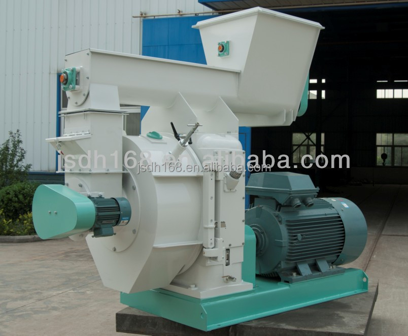 Low price industrial biomass pellets manufacturing machine