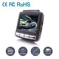 "Newest 2.4"" TFT Screen Windshield HD 1080P Camera Recording"