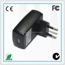 USB adapter 5V 2A Plug Power Adapter EU 5v 2a usb power adapter EU