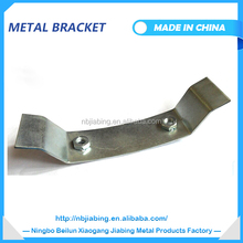 Removable Shelf Metal Pole Clamp Bracket