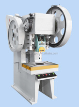 general open front and inclinable power press machine jc21s-16, power press machine 160tons