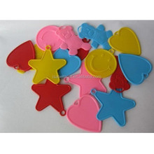 Wholesale plastic helium balloon weight for sale