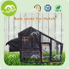 Chicken coop cover Rabbit hutch cover Rain cover for Pet Hutch