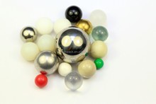 High precision 4.763mm 12mm POM delirn PP plastic balls