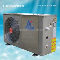 R410A R407C Europe standard spa heat pump water heater CE, CB,EN14511