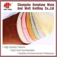 comfortbale 100% polyester jacquard fabric fleece fabric knit fabric