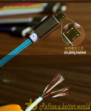 2015 NEW SUPER STRONG REINFORCED ANTI-STRETCHING HIGH QUALITY NYLON BRAIDED USB CABLE FOR SAMSUNG NOTE3