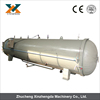 Hot air vulcanization equipment for tire retreading machine