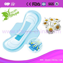 little girl in cotton panty Anion Sanitary Napkin