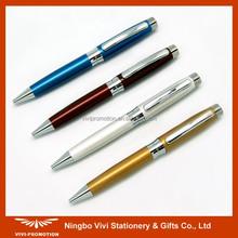 Metallic Blue Pen for Business Gift (VBP035)