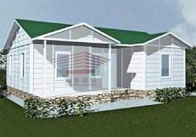 Light steel structure Prefab Cottage, Prefab Cabin