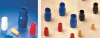 flexible cable sleeve / plastic cable sleeve/ PVC cable covers for terminal lugs