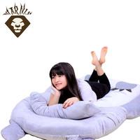 2.3MX1.9M Tatami futon totoro stuffed double sleeping toy bed / Totoro plush bed