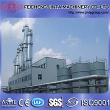 Industrial ethanol dehydrator with best price 95%-99.9% alcohol combustible etanol destilacion equipo dehydration