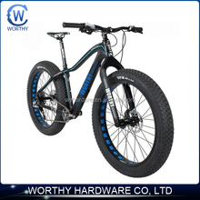 26inch big tire bikes fat bike suspension with 27speed with light weight and best performance